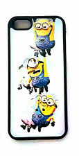 Cute Minions, Despicable Brotherhood and Spiderman case covers for iPhone 5G