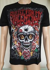 Bullet For My Valentine Heavy Metal Rock T-shirt Sizes S,M,L,XL