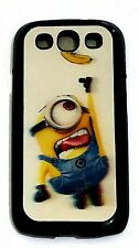 Minions, Despicable Brotherhood & Spiderman Samsung Galaxy S3 19300 Case Covers
