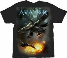 Toddler Black Science Fiction Fantasy Movie The Avatar Battle Down T-shirt Tee