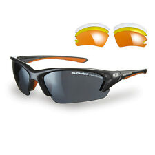 Sunwise EQUINOX INTERCHANGEABLE Sport Sunglasses Cycling Running Triathlon golf