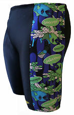Speedo Swim trunks Swimshorts Boys Junior boys Jammer Xtra Life Lycra fish