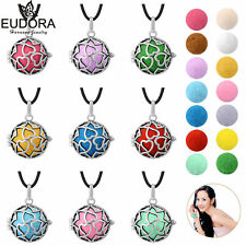 Essential Oil Diffuser Perfume Fragrance Aromatherapy Pendant Charms Necklace