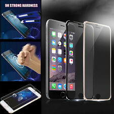 100% Screen Protector Titanium Alloy Genuine Tempered Glass Film for iPhone 6 6s