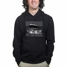 Land Rover Defender Mens Sweatshirt Hoodie - Fathers Day Birthday Gift