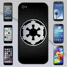Star Wars Empire Imperial Crest Symbol for iPhone & Galaxy Case Cover
