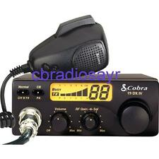 Cobra 19DX 40 Channel AM/FM CB Radio