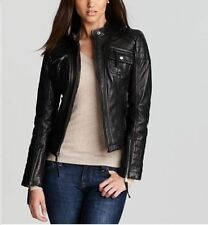NEW Womens 100% Leather Lambskin Jacket Coat, Made to your Measurements - WJ91