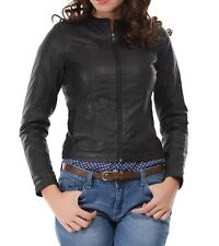NEW Womens 100% Leather Lambskin Jacket Coat, Made to your Measurements - WJ159