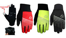 Cycling running gloves light weight outdoor Thermal Touch screen cycling Gloves