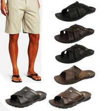 Mens Summer Sandals Boys Casual Flip Flops Mules Shoes Size UK 7 8 9 10 11 12