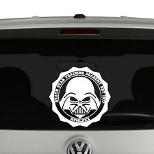 Death Star Academy Vinyl Decal Sticker Car Window