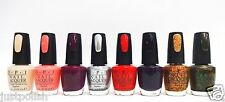 OPI Nail Polish Coca Cola Collection Assorted Colors your choice .5oz/15ml
