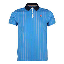 Mens Fila BB1 Ocean Polo Shirt