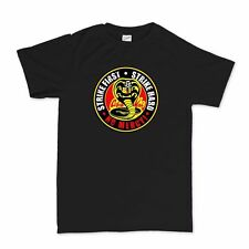 Cobra Kai No Mercy Martial Arts Karate - 80s Kid Retro Tshirt