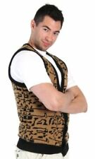 Adult Comedy 80's Movie Ferris Bueller's Day Off Button Up Costume Sweater Vest