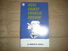 Here Comes Charlie Brown (Coronet Books), Schulz, Charles M. Paperback Book