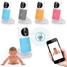 Hot IP Wireless Camera Baby Care Monitor Security WIFI Night Vision Audio Video