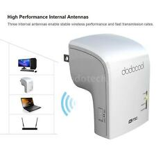 dodocool Wireless 300Mbps/433Mbps Wi-Fi AP Repeater Router Signal Extender U0C2