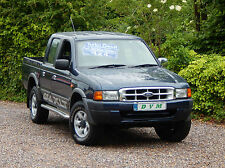 Ford Ranger 2.5TD 4X4 Pick Up 2000MY XLT Double Cab
