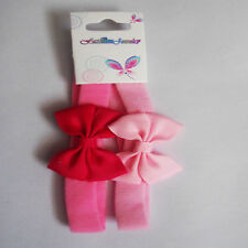 Girls/Baby Bow Hair Bandeaux Kylie Band