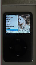Apple iPod Classic 7th Generation Slate/Chrome 120GB FREE POST & PACKING