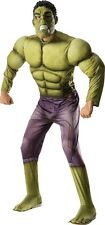 Avengers 2: Age of Ultron Deluxe Hulk Adult Mens Costume, Green, Rubies