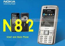 Original Nokia N82 Unlocked GSM Mobile Phone Dual Camera 5MP WIFI 3G GPS Phone