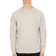 New Mens Norse Projects  Sweatshirt - Grey Melange  Long sleeve  Crew neck