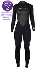 Women's Hyperflex Cyclone 2 Wetsuit 3/2mm GBS Sealed Seams - ALL NEW DESIGN!