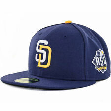 New Era San Diego Padres All Star Game 2016 59Fifty Fitted Hat Navy MLB Cap
