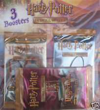 New Harry Potter Game Cards Collectors3 Packs, 33 total