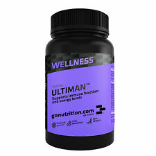 High Strength Male Multivitamin Ultiman Tablets by GoNutrition - 120, 240
