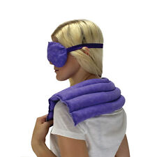Nature Creation- Neck & Shoulder Wrap + Lavender Eye Mask Set- Total Relaxation