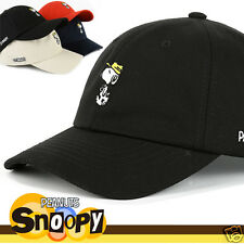 MENS UNISEX Hats SNOOPY Baseball Caps NEW PEANUTS AUTHENTIC Adjustable Trucker