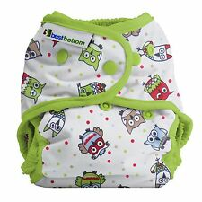 Best Bottom Reusable Cloth Diaper - SNAP - washable shell eco friendly && cute 2