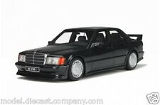 MERCEDES BENZ 190E EVOI 1:18 BLACK OTTO COLLECTORS SUPERB SOLD OUT OT151 BNIB