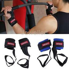 Weight Lifting Training Wrist Support Wraps Gym Cotton Bandage Straps