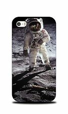 ASTRONAUT MOON SPACE SHIP HARD CASE COVER FOR APPLE iPHONE 4 / 4S