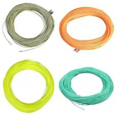 100FT 30m Weight Forward Floating Fly Fishing Line WF 3/4/5/6/7/8F Fly Line Gear