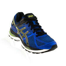 Asics - Gel Cumulus 17 GTX Running Shoe - Mosaic Blue/Black/Lime Punch