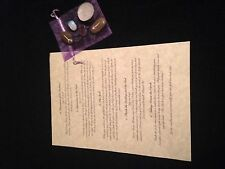 Spell Kits Wishing and Blessings Pagan Witch - Donation Giving Dreams Foundation