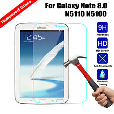 Tempered Glass Film Screen Protector For Samsung Galaxy Note 8.0 GT-N5110 N5100