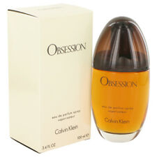 Obsession Perfume Women Calvin Klein Fragrance Eau De Parfum Spray 1 1.7 3.4 oz