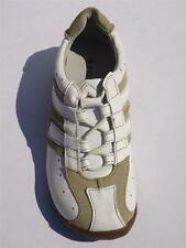 New Ladies Women Leather Shoe Supersoft Diana Ferrari White Size 6/7/8/9/10/11