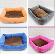 Multicolor pet litter dog kennel dog house pet supplies can unpick and wash