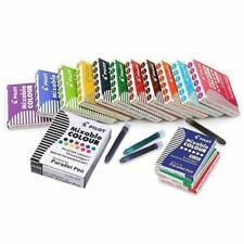 Pilot Ink Cartidges ICP3 for Parallel Calligraphy Fountain Pen - All Colours