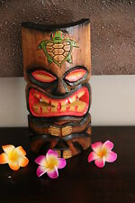 NEW Balinese Hand Crafted Tiki Bar / Polynesian TIKI MASK / TOTEM