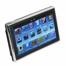 "5""Auto Car GPS Navigation TFT Touch Screen 4GB WinCE OS Mp3 MP4 FM WINDOWS OS"