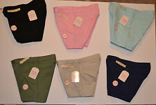 Faded Glory  Girls Chino  Shortie Shorts Sizes 4-16  Nwt Various Colors